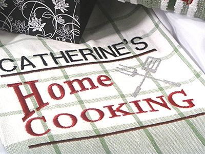 Home Cooking Towel (1 pc)