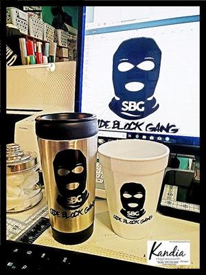 Side Block Gang - SBG LOGO